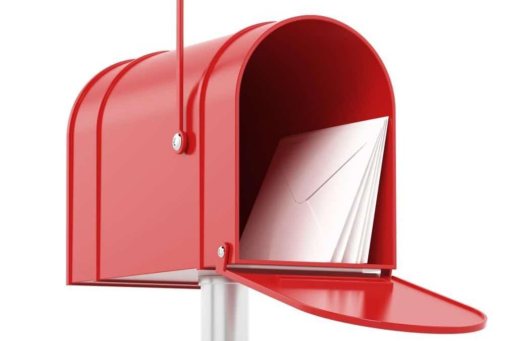 Novačenje e-poštnih naslovov