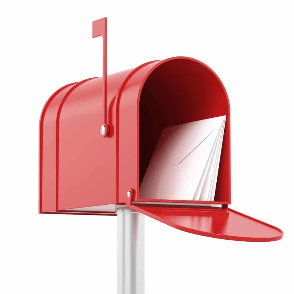 Novačenje e-poštnih naslovov 1