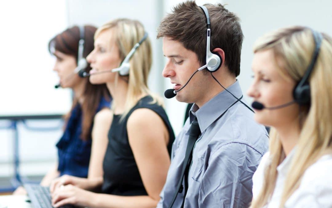 Kako dvigniti učinkovitost klicnega centra?