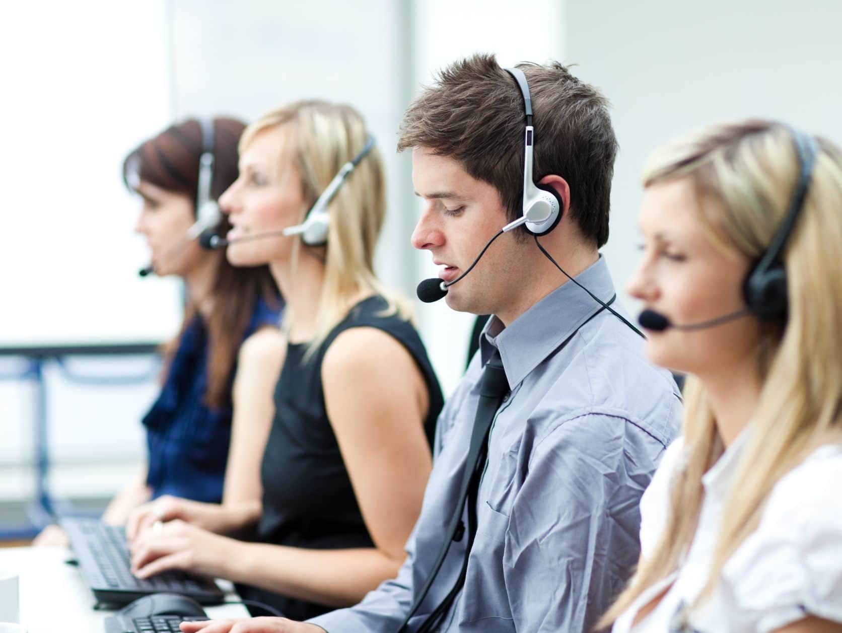 Kako dvigniti učinkovitost klicnega centra? 1